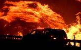 Violents incendies en Californie, des milliers d'évacuation