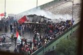 En Irak, les manifestations anti-gouvernement font 40 nouveaux morts