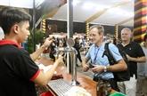 Le Festival de la bière belge en ébullition à Hai Phong