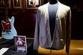 Le gilet légendaire de Kurt Cobain vendu 334.000 dollars