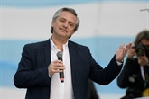 Argentine : le candidat péroniste favori de l'élection présidentielle