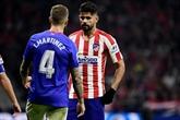 Espagne : l'Atlético, fidèle à lui-même, rejoint le Barça en tête