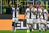 Italie : la Juventus accrochée à Lecce, l'Inter n'en profite pas