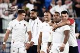 Mondial de rugby : le XV de la Rose met fin au règne noir