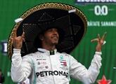 F1 : Hamilton vainqueur au Mexique, devra attendre pour le titre