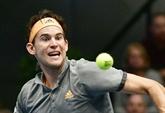Tennis : Thiem soulève le 16e trophée de sa carrière à Vienne