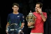 Tennis : Federer sacré pour la 10e fois à Bâle, son 103e titre
