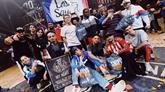Des stars mondiales du breakdance font monter la fièvre à Montpellier