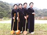 Les tenues traditionnelles des ethnies minoritaires à Bac Kan