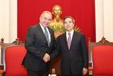 Le Vietnam attache de l'importance aux liens avec les États-Unis