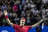 Roger Federer annonce son forfait au Masters 1000 de Paris