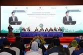Le vice-PM Trinh Dinh Dung soutient la Déclaration de Hanoï