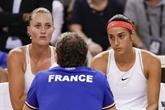 Fed Cup : Cornet, Ferro, Garcia, Mladenovic et Parmentier reconduites pour la finale en Australie