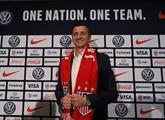 Foot : Andonovski nouveau sélectionneur des championnes du monde américaines