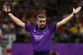Mondial de rugby : Jérôme Garcès arbitre de la finale, une première pour un Français