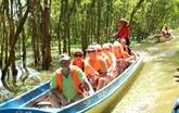 Mékong Caravane traversera huit localités du delta du Mékong
