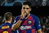 C1 : le Barça de Suarez souffre mais cisaille l'Inter