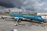 Typhon Mitag : Vietnam Airlines retarde les horaires de vols vers la R. de Corée