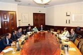Assemblée nationale : le vice-président Dô Ba Ty en visite de travail en Espagne