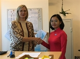 Une jeune fille vietnamienne ambassadrice de Suède en une journée