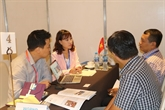 Promotion du commerce avec des entreprises de la province de Gyeonggi
