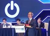 Hanoï : séance de haut niveau du Sommet de l'industrie 4.0