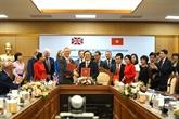 Éducation : Vietnam et Royaume-Uni signent un accord de coopération