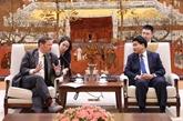 Hanoï renforce sa coopération dans léducation avec le Royaume-Uni