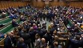 Les députés britanniques plébiscitent la tenue de législatives anticipées le 12 décembre