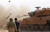 Retrait kurde achevé dans le Nord, combats entre Syriens et Turcs