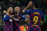 Espagne : Messi illumine Barcelone, l'Atlético patine