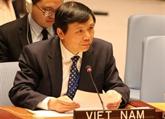 Le Vietnam à une séance sur