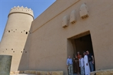 Ryad, la capitale austère de l'Arabie saoudite, s'ouvre aux touristes