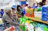 L'Indice des prix à la consommation en hausse de 0,38% à Hô Chi Minh-Ville