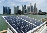 Singapour envisage d'augmenter sa production d'énergie solaire
