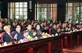 Journée des soldats volontaires et experts vietnamiens au Laos : solidarité solide entre les deux pays