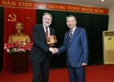 Le ministre de la Police salue les liens Vietnam - UE