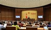 Débat sur les résultats de la mise en œuvre du Plan de développement socio-économique 2019