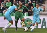 Ligue Europa : Saint-Étienne et Rennes au point mort