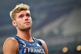 Mondiaux d'athlétisme : Mayer, vaincu par la douleur