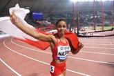 Mondiaux d'athlétisme : un tour de magie et Naser rentre dans l'histoire