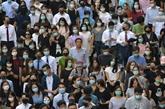 Hong Kong : violences après l'interdiction du port du masque, métros à l'arrêt