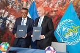L'OMS et la FIFA font équipe pour promouvoir des modes de vie sains
