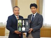Japon : le gouverneur de Gunma s'engage à soutenir les Vietnamiens