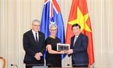 Innovation :Hô Chi Minh-Ville et l'État de Victoria renforcent leur coopération