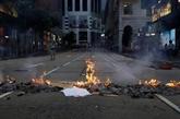 Chine : nouvelles violences àHong Kong