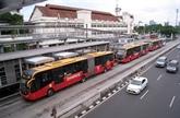 Indonésie : Jakarta compte augmenter les dépenses pour le transport en commun