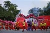 Activités en l'honneur du 65e anniversaire de la libération de la capitale Hanoï