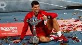 Classement ATP : Djokovic creuse un peu l'écart avec Nadal