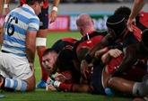 Mondial de rugby : l'Angleterre, maître étalon pour le XV de France